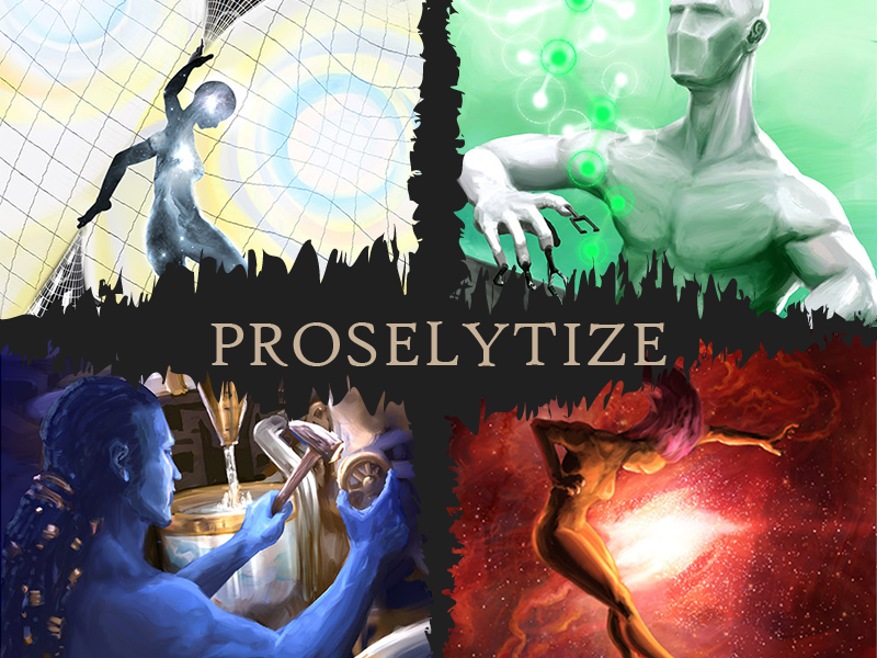 Codename: Proselytize by Questionable Intent Games