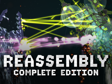 Reassembly Complete by Anisoptera Games